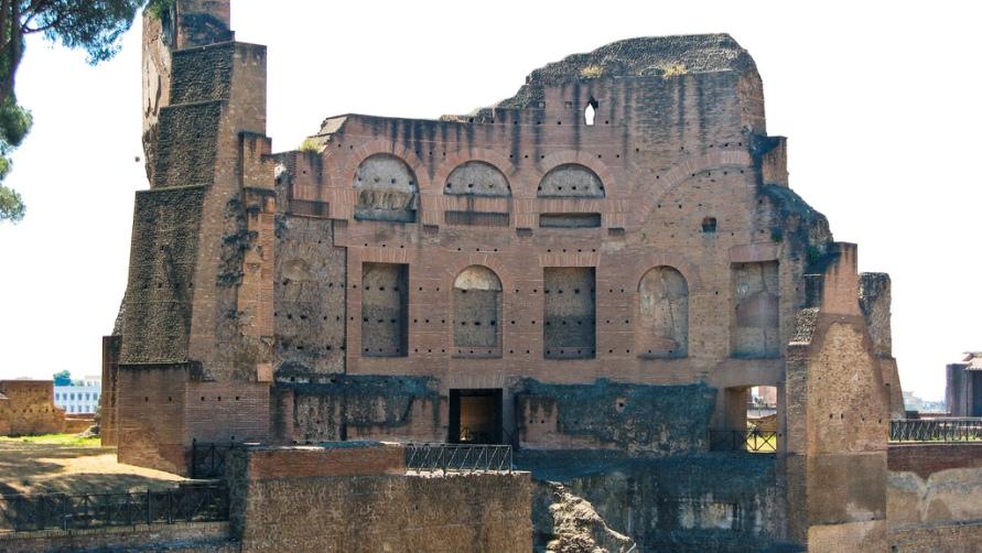 Дворец августинов