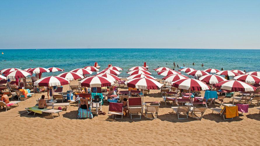 Полный вперёд — на море в Италию.
