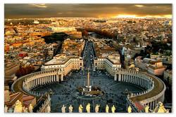 Экскурсия в Ватикан.