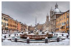 Экскурсии по Риму в феврале.