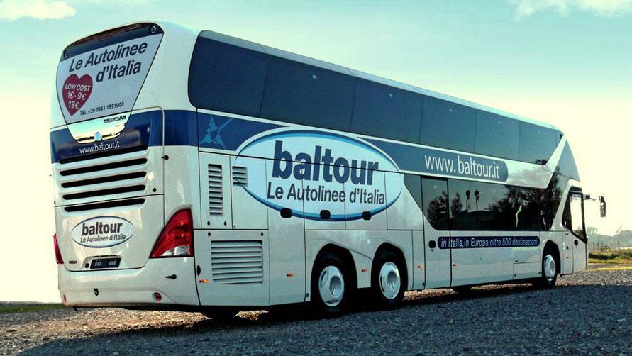 Автобус — самый непопулярный вид транспорта у итальянцев и туристов.