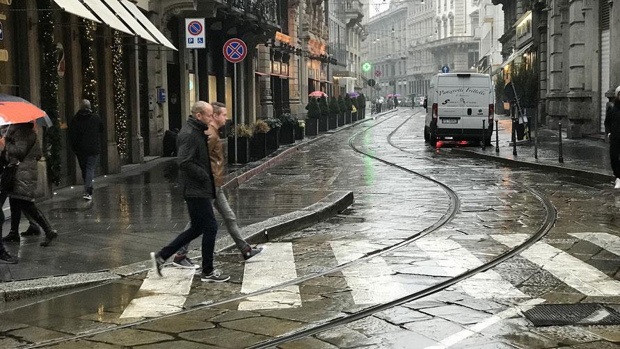 Милан в ноябре — отзывы туристов.