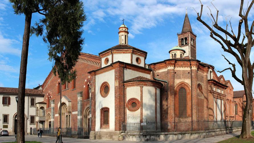 Базилика Сант-Эусторджо.