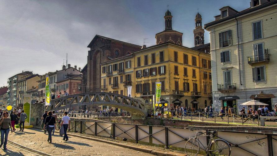 Обзорная пешеходная экскурсия по Милану.