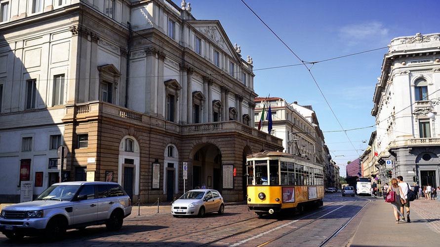 Опера Ла Скала.