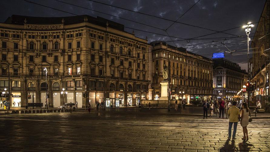 Площадь Кордузио.