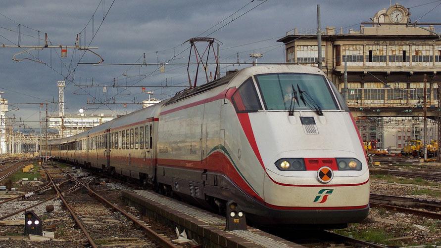 Как добраться в Пизу из Флоренции на поезде.