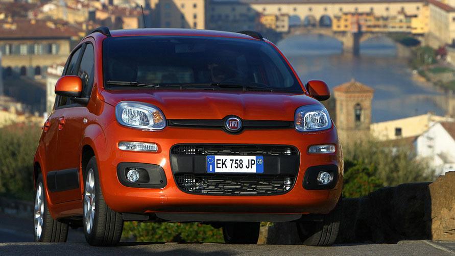 Прокат машины в Риме.