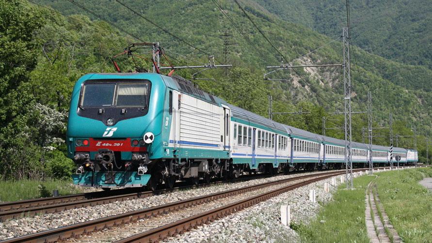 Trenitalia Regionale.