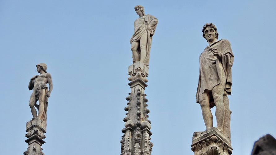 ЧТо посмотреть в Милане за 1 день.