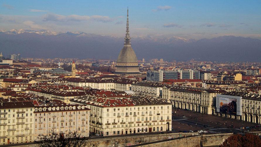 Город Турин.