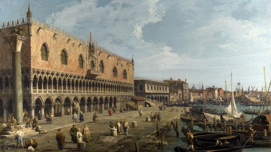 Картина итальянского художника.