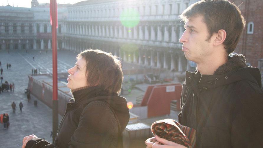 Экскурсия по крышам Венеции.