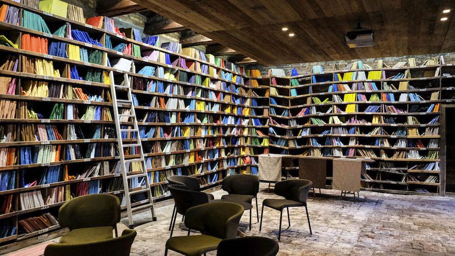 Библиотека Орсони.