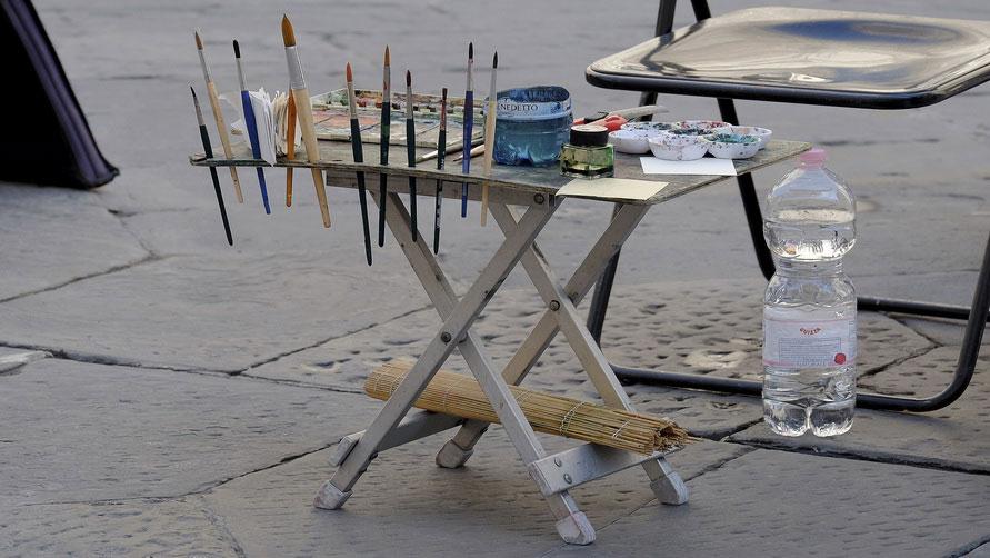 Итальянский стрит-арт.