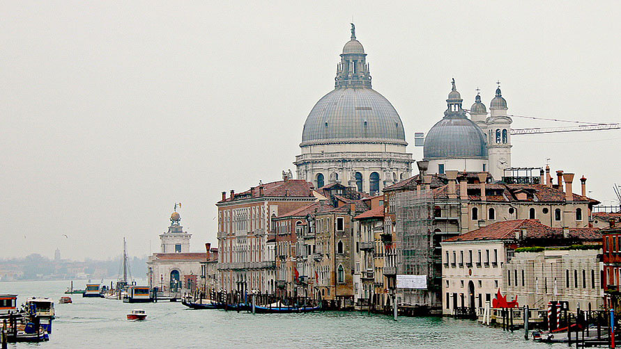 Отзывы о Венеции в январе.