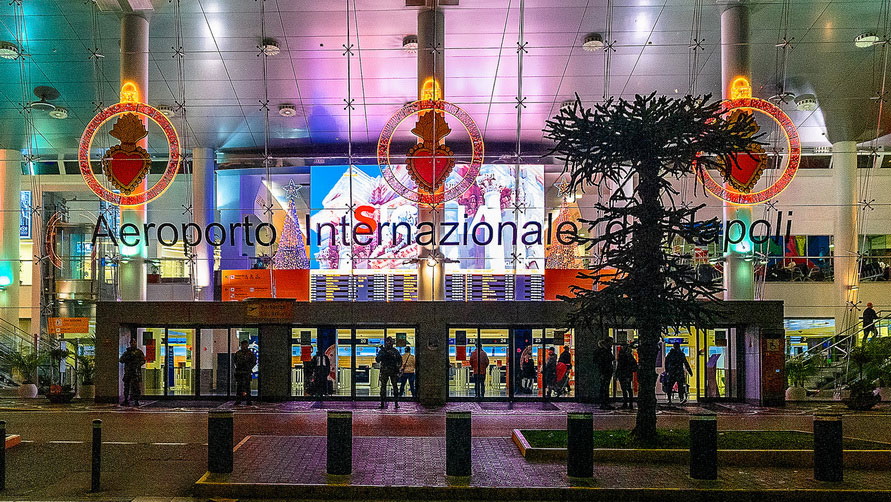 Аэропорт Каподичино.