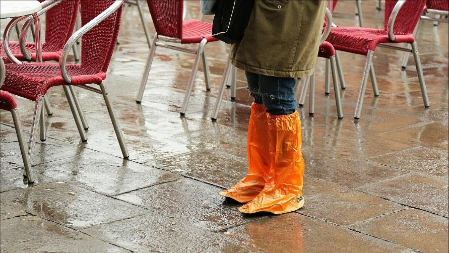 Защита от дождя.