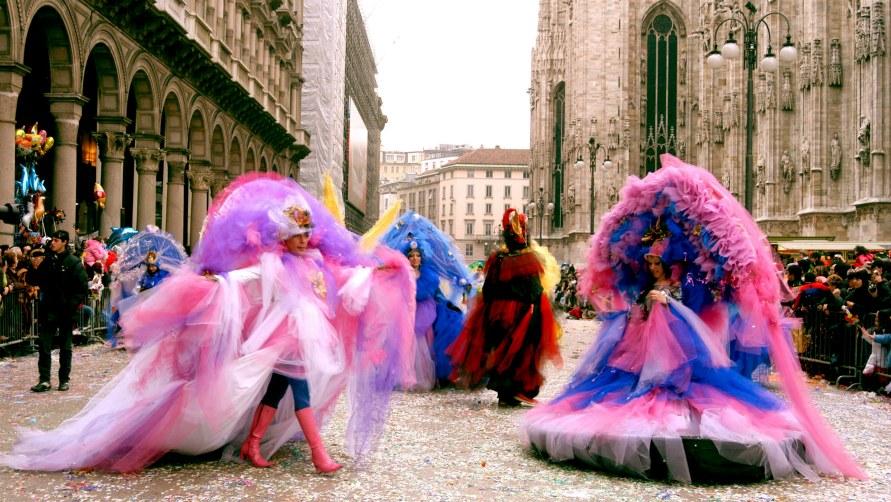 Амброзианский карнавал 2019.