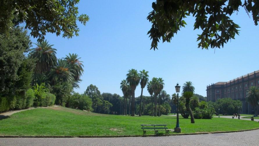 Парк Каподимонте.