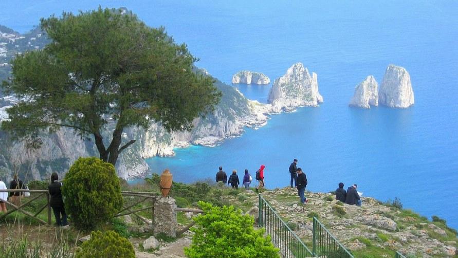 Остров Капри.