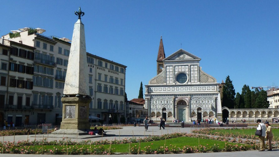 Базилика Санта-Мария-Новелла.
