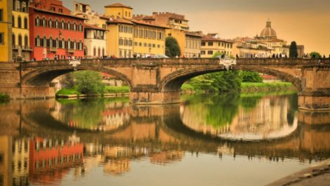 Весна в Флоренции.