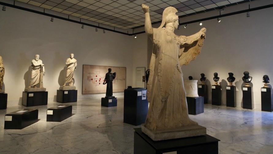 Национальный археологический музей.