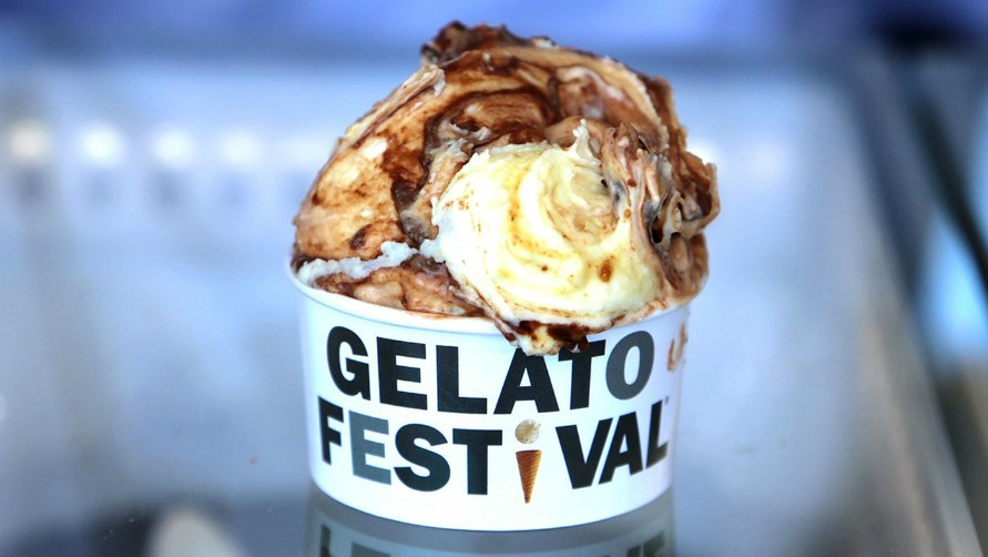 Фестиваль мороженого.