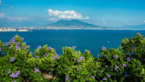 Лето в Неаполе.