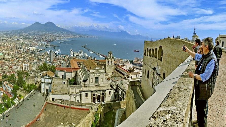 Замок Святого Эльма.