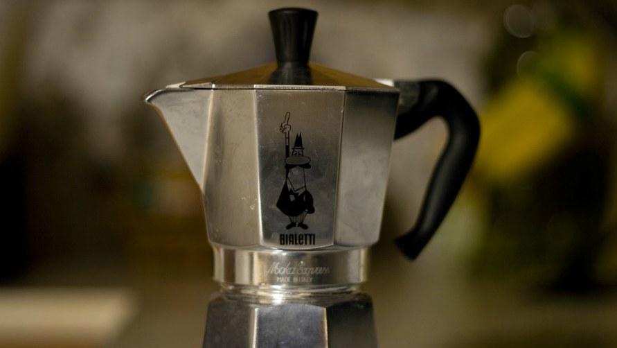 Кофеварка Bialetti.