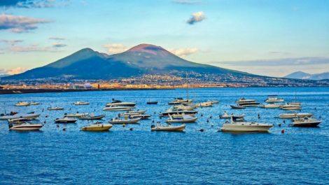 Осень в Неаполе.