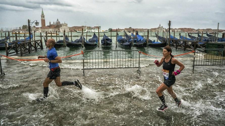 Венецианский марафон.
