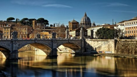 Экскурсии по Риму.