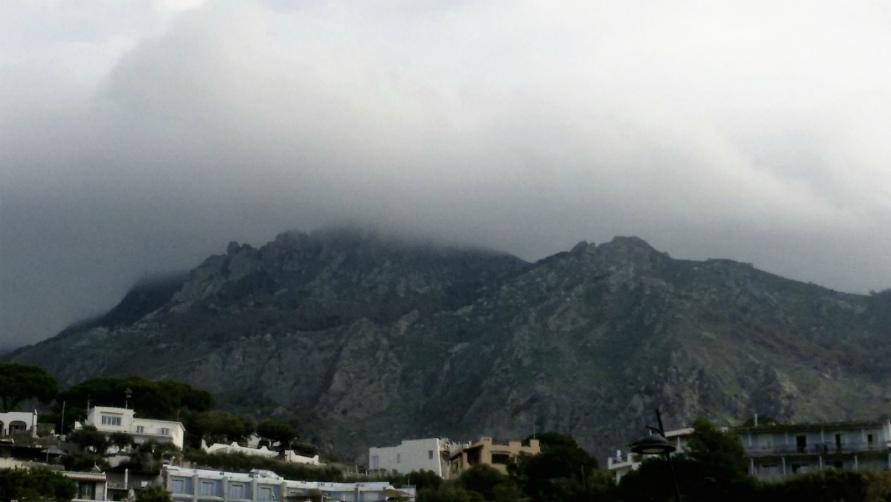 Вулкан Эпомео.